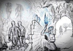 caverna de platon
